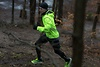 Trail-Running Waldstück