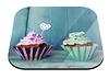 Untersetzer Cupcake