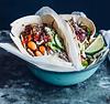Vegan Tacos >