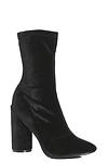 Velvet Sock Boot >