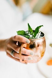 Sommer-Cocktail: Moscow Mule
