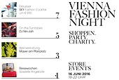 Vienna Fashion Night