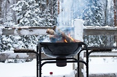 Grillen im Winter? Na klar!