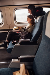 Whether alone or with friends: Interrail is fun!