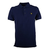 Lyle & Scott Polo Shirt, dunkelblau