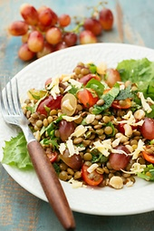 Easy Summer Recipe: Lentil Salad