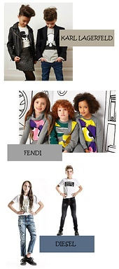 Coole Fashion für Kids