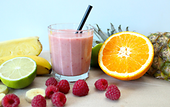 Frucht-Smoothie mit MOLAT