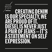 Diesel Event - Denim Master Studio