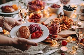Christmas - A global calorie feast