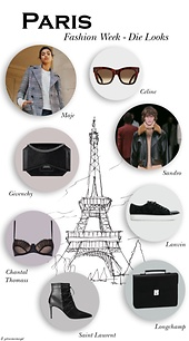 Paris Fashion Week - The Looks