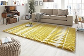Mint Rugs Hochflor-Teppich »Inspire«