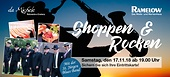 Shoppen & Rocken in Heide