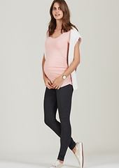 The Easy Maternity Leggings