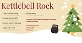 Kettlebell Rock Workout