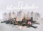 Tutorial DIY Adventskalender