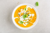 The Perfect Pumpkin Soup