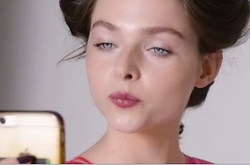 Arabesque Berry Style Make Up Look Richtig Schminken