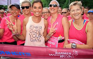 BARMER WOMEN'S RUN – WEIL LAUFEN EINFACH SPASS MACHT!