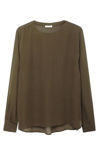 vêtement, blouse, mode
