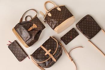 fafe5e474dcce Ob Mode-Experte oder nicht  Louis Vuitton Handtaschen mit dem berühmten  Monogramm-Muster erkennt jeder. Sie sind schick