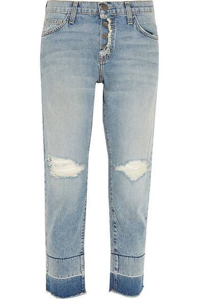 pantalon, jean, mode