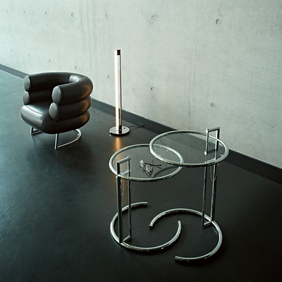 Bauhaus 8 die leuchte tube light von eileen gray