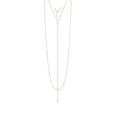 bijoux, mode, chaîne, corps