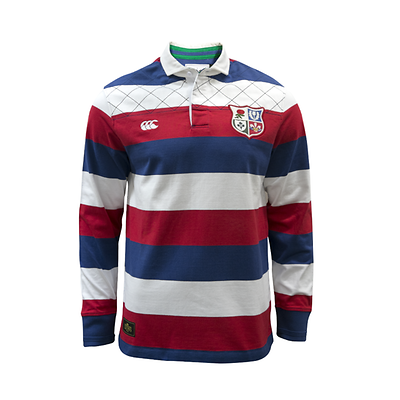 a5d5a4b04a6 British & Irish Lions LS Wide Stripe Jersey