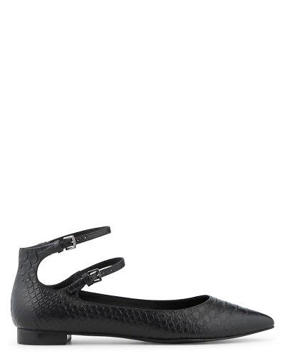 chaussures, mode, ballerine