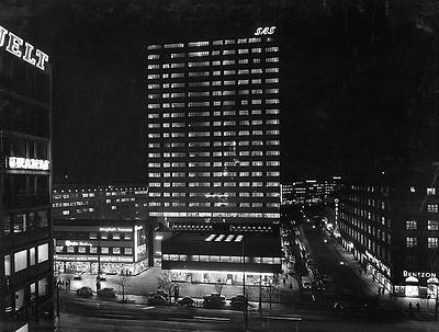 Architekturtrip Zum Radisson Blu Royal Hotel In Kopenhagen Minimum