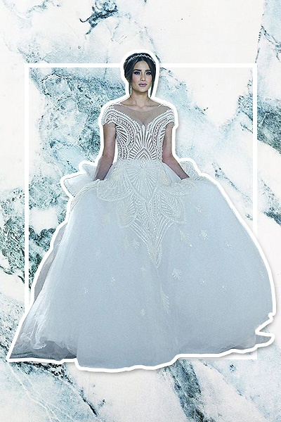 8 Stunning Wedding Dress Options By Filipino Designers