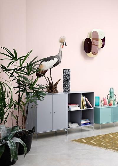 Raumgestaltung Mit Farbe Und Freiheit Minimum