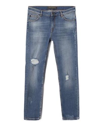 vêtement, mode, jean