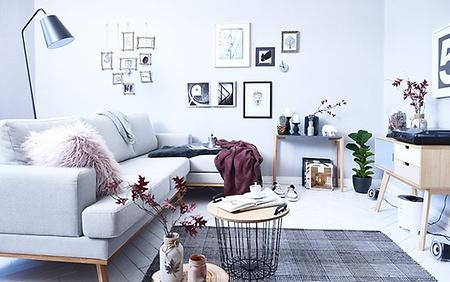 wohnzimmer modern einrichten - 10 wertvolle tipps - Wohnzimmer Skandinavisch Einrichten