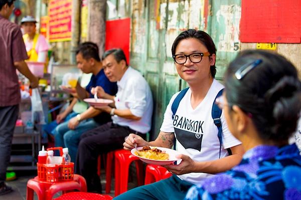 24 Bangkok - Landscape Close Up Luke Nguyen at Jek Pui