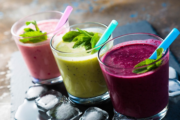 Beauty Inspiration: Smoothies