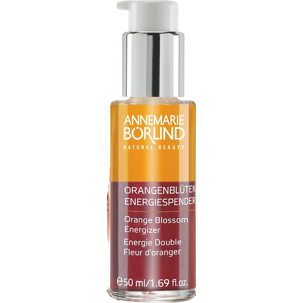 Beauty Secrets Orangenblüten Energiespender