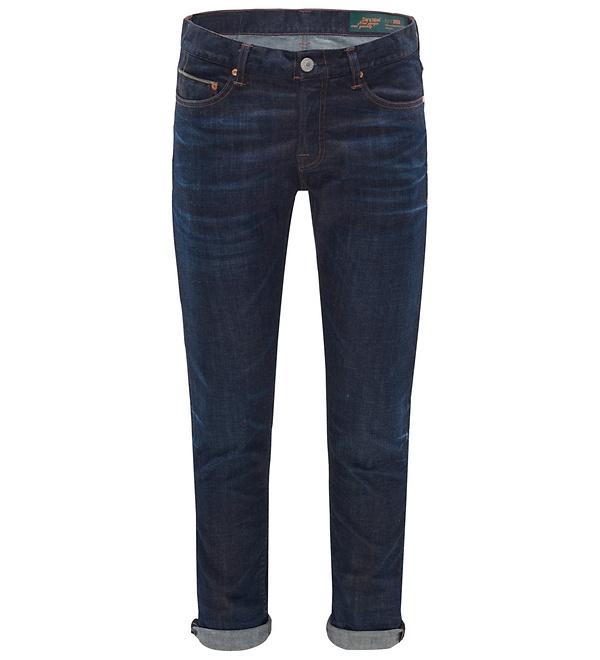 Care label - Jeans 'Tight 202' dark navy