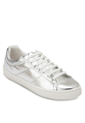Dorothy Perkins Silver Cadence Trainers