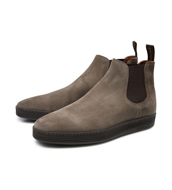 Doucal's - Chelsea Sneaker 'Iorio' graubraun