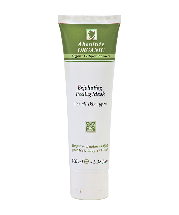 Exfoliating Peeling Mask von Absolute Organic