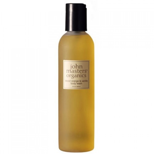 John Masters Organics Body Care Blood Orange & Vanilla Body Wash