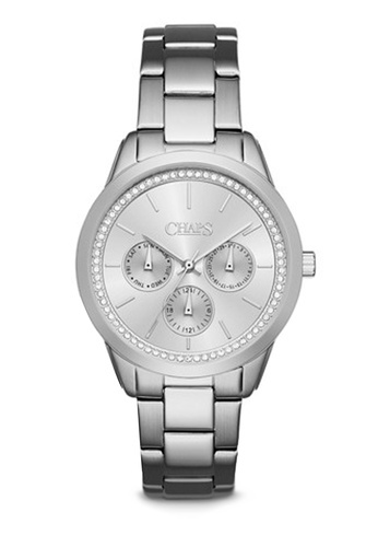 Kasia Silver Stainless Steel Watch