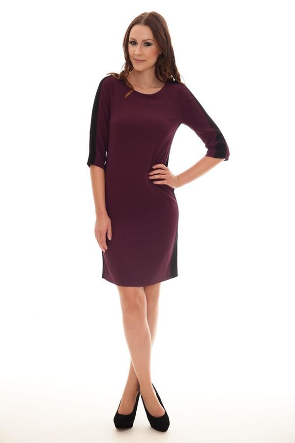 Kleid von Oui in Dark Violett