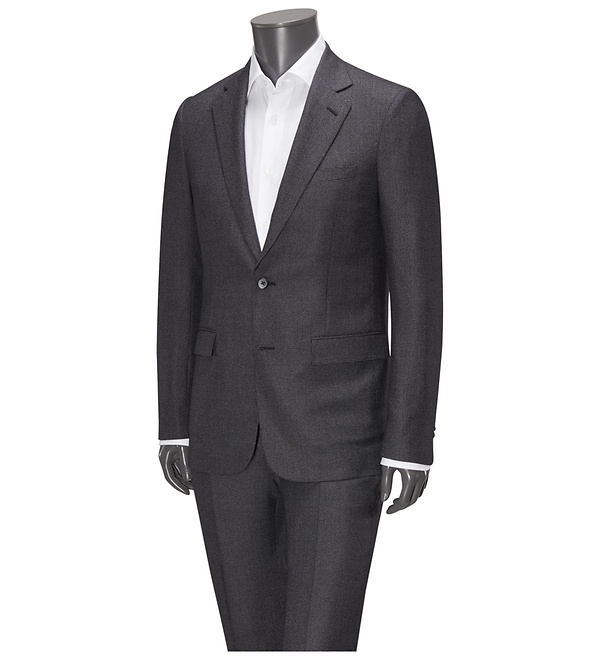 Maison Margiela - Anzug schwarz gemustert