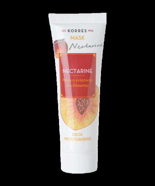 Nectarine Rich Moisturising Mask von Korres