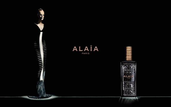 FASHION GOES SCENT: ALAÏA pARFUM