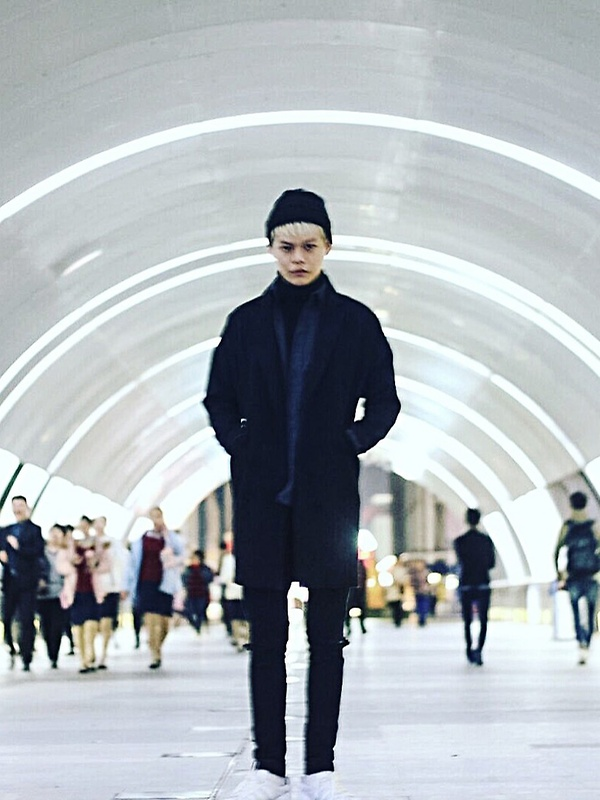Fashionista in Focus: Kelvin Ng