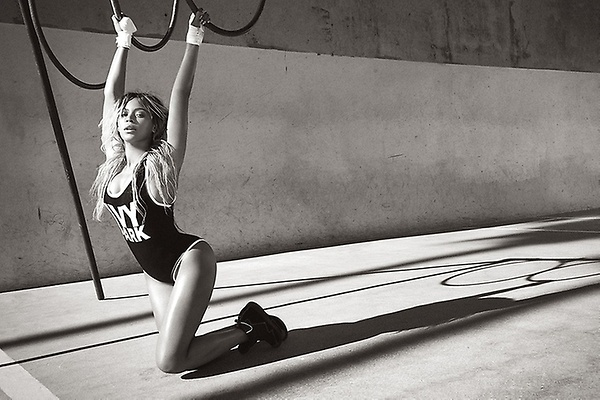 Ivy Park: Activewear For The Strong Woman